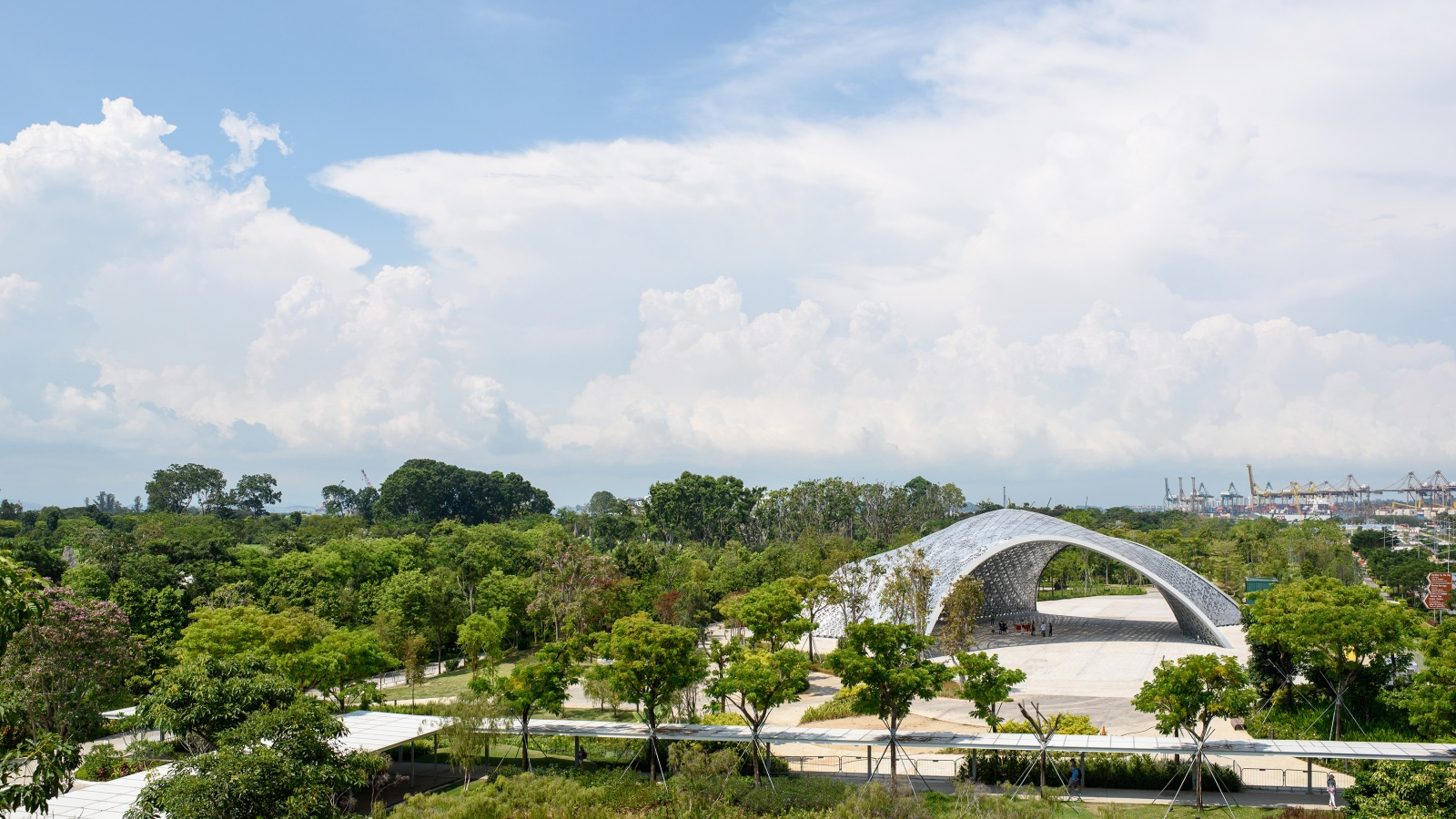 the future of us gridshell<br />singapore